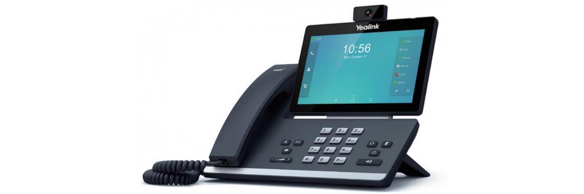 Yealink SIP-T58V — Новинка! Видеотелефон SIP с ОС Android