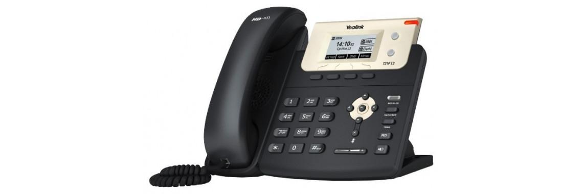 Yealink SIP-T21P E2 — Хит продаж! IP-телефон на 2 SIP линии