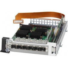 ASA-IC-6GE-CU-B Модуль ASA 5525-X Interface Card 6-port 10/100/1000, RJ-45 (Spare)